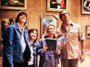 zdjęcie z filmu W krzywym zwierciadle: Europejskie wakacje
