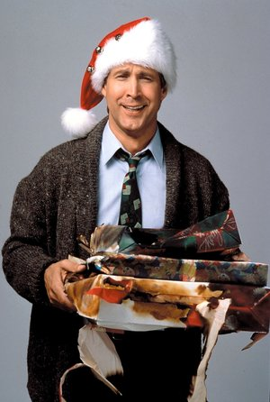 zdjęcie z filmu W krzywym zwierciadle: Witaj, Święty Mikołaju. Chevy Chase