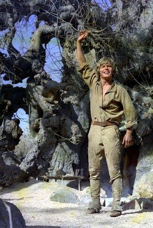 zdjęcie z filmu W pustyni i w puszczy. Tomasz Mędrzak