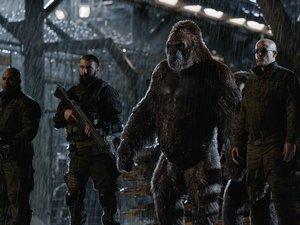 zdjęcie z filmu Wojna o planetę małp. Imperial Cinepix