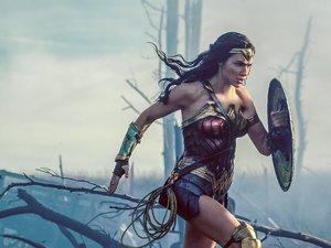 zdjęcie z filmu Wonder Woman. Galapagos Films