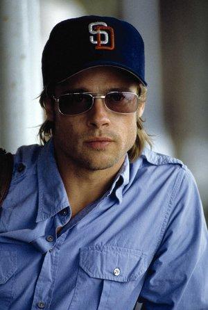 zdjęcie z filmu Zawód: Szpieg. Brad Pitt