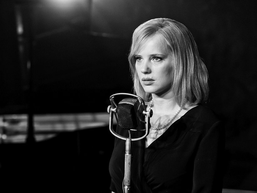 zdjęcie z filmu Zimna wojna. Joanna Kulig
