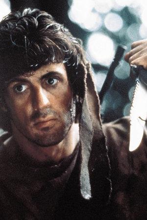 zdjęcie z Rambo: Pierwsza krew. Sylvester Stallone