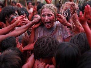 zdjęcie z The Green Inferno. Eli Roth