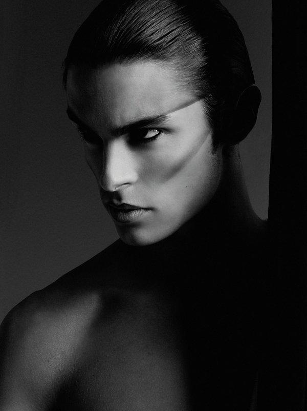 Zdjęcie z wystawy Karl Lagerfeld: A Visual Journey
