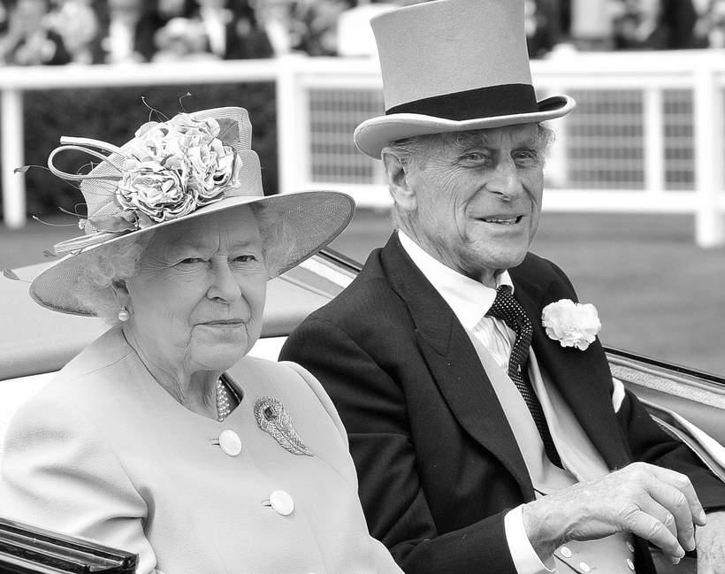 Zdrady księcia Filipa, zmarł w wieku 99 lat
