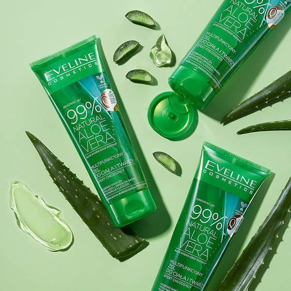 Żel aloesowy Eveline Cosmetics