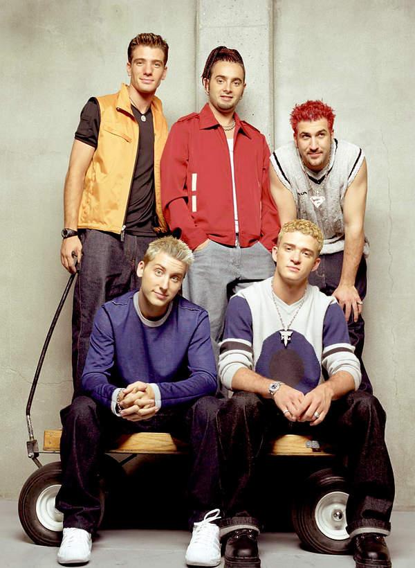 Zespół *NSYNC w 1999 roku