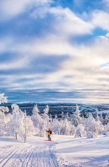 zimowy krajobraz, zima