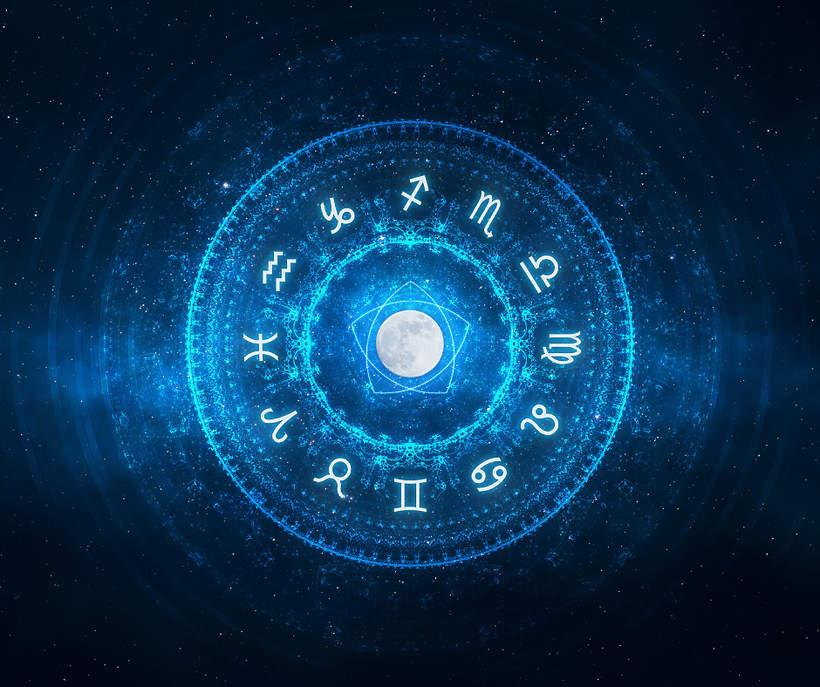 Zjawisko astrologiczne na niebie
