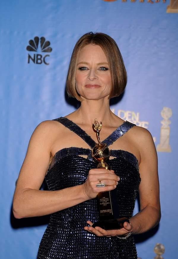 Złote Globy 2013: Jodie Foster