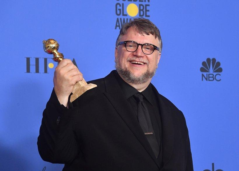 Złote Globy 2018, Guillermo del Toro, najlepszy reżyser