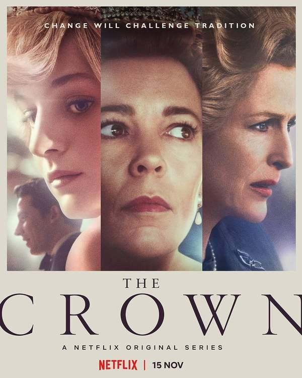 Złote Globy 2021: The Crown
