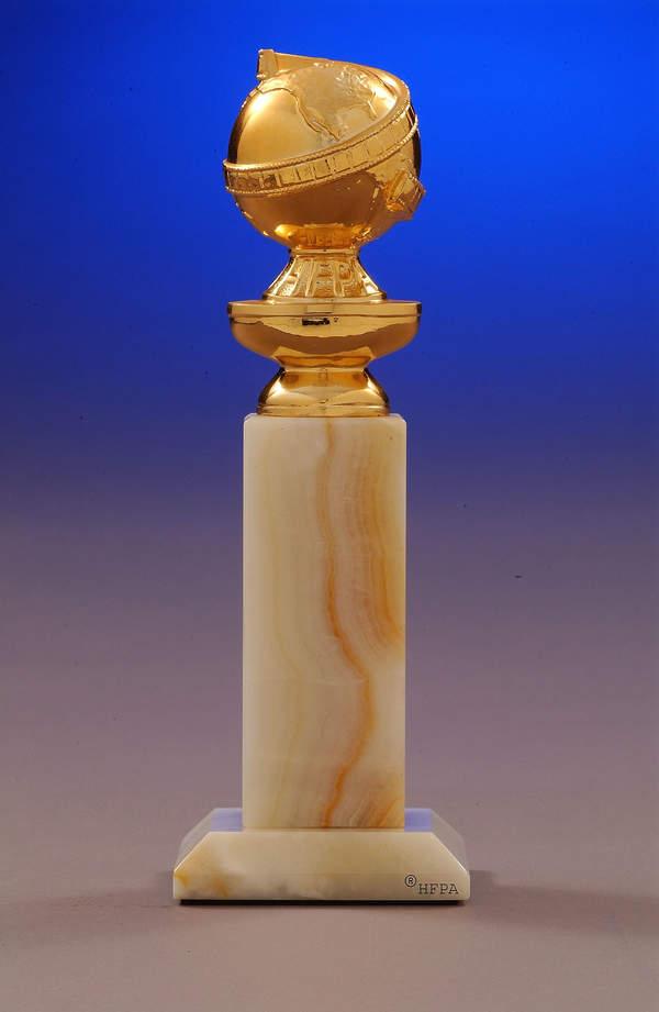 Złote Globy, jak wygląda statuetka