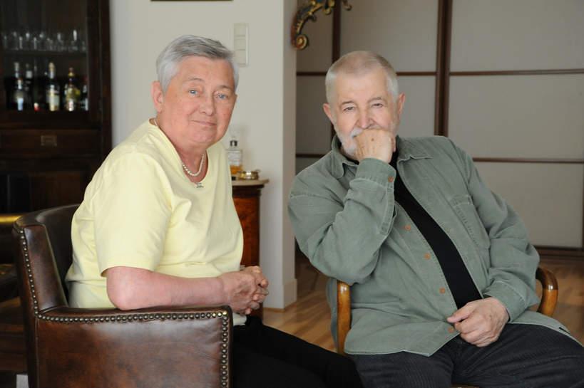 Zofia Nasierowska, Janusz Majewski, historia miłości, 2011