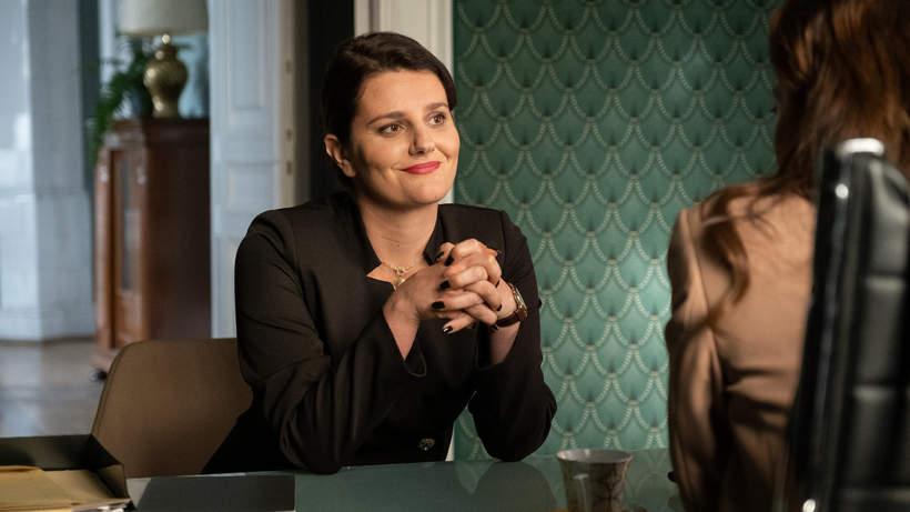 Zofia Zborowska odeszła z serialu przez ciążę