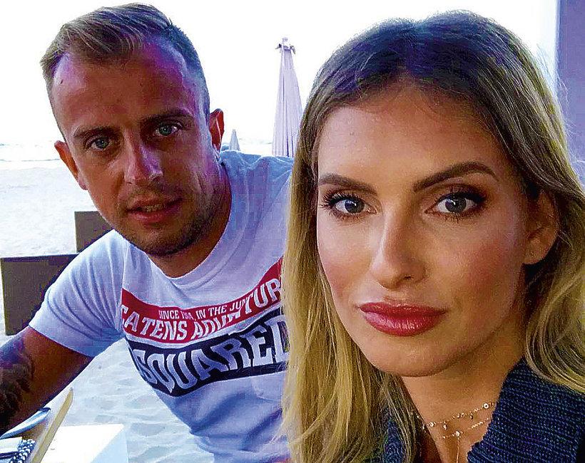 Żona Kamila Grosickiego: Dominika Grosicka