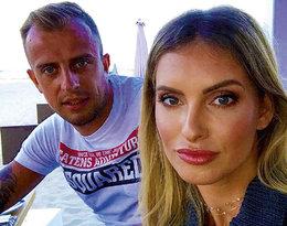 Kiedyś modelka, dziś królowa WAGs.Poznajcie żonę Kamila Grosickiego, Dominikę!