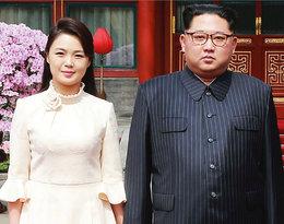 Tajemnicza żona przywódcy Korei Północnej Kim Dzong Una pojawiła się publicznie!