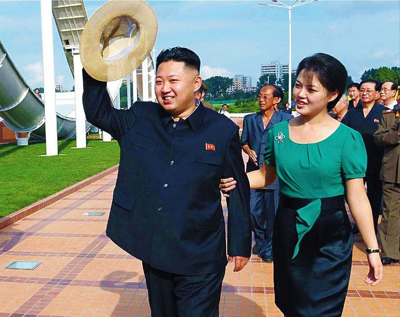 Żona Kim Dzong Una, Ri Sol Dżu, Ri Sol Ju