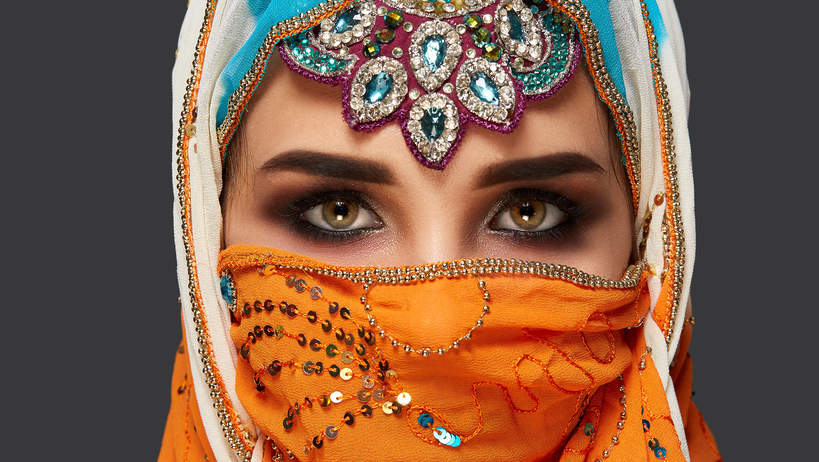 Żony szejków, Arabki, arabskie kobiety