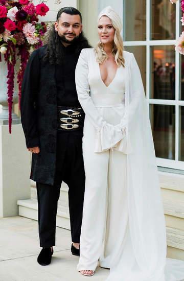 zosia-slotala-zachwycila-w-oryginalnej-sukni-slubnej-zamiast-welonu-wybrala-turban