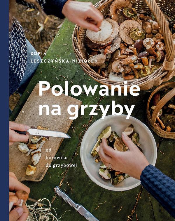 Zośka Leszczyńska-Niziołek, Polowanie na grzyby, Buchmann