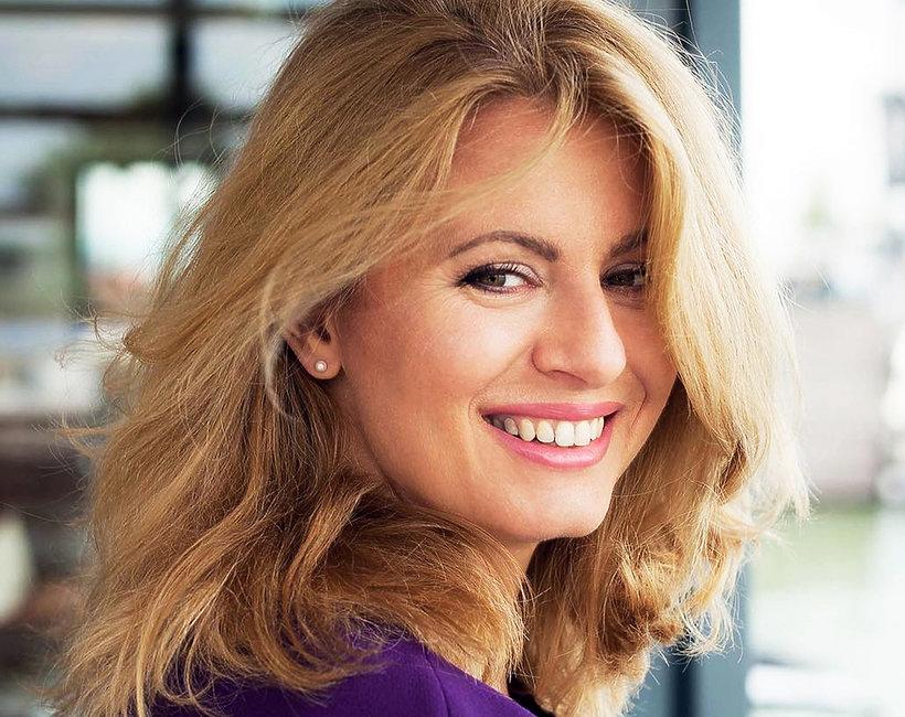 Zuzana Caputova, pani prezydent Słowacji