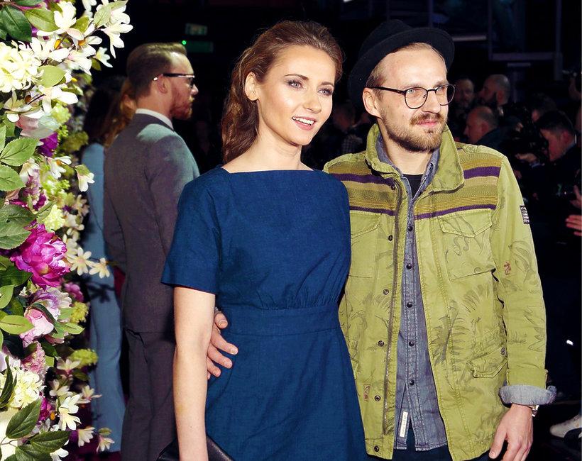 Zuzanna Grabowska i Paweł Domagała