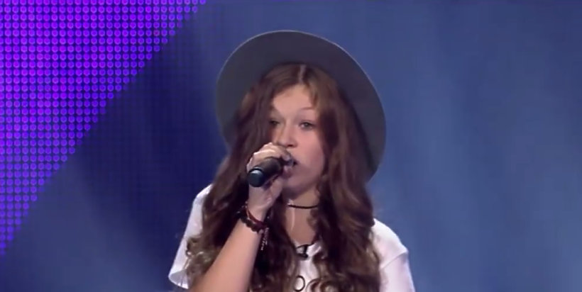 Zuzanna Jabłońska, The Voice of Kids