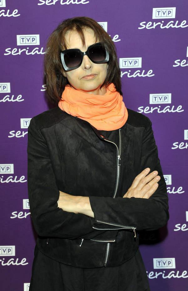 Zuzanna Janin, Serialowa Majka Skowron, 2016 rok