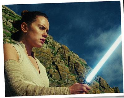 zwiastun, Gwiezdne Wojny. Ostatni Jedi