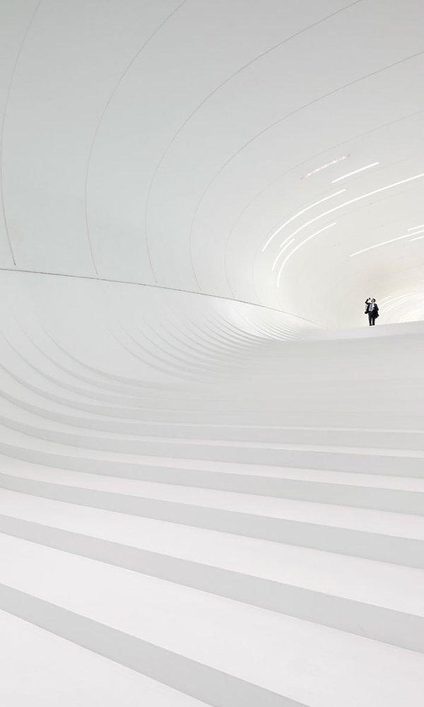 Zwycięskie zdjęcie z 2014 roku: Heydar Aliyev Center w Baku