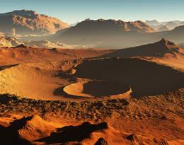 Czy życie na Marsie istnieje? Naukowiec NASA nie pozostawia wątpliwości!