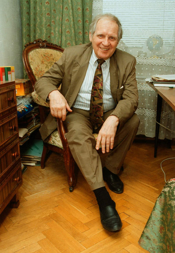 Zygmunt Kęstowicz, 1995