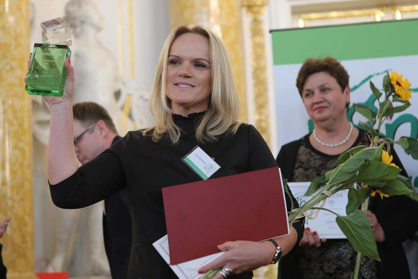 Zyta Czachowska, nauczycielka roku 2019