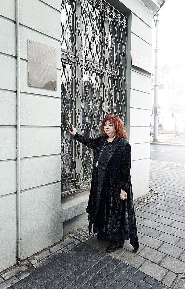 """Gołda Tencer, """"Viva!"""" grudzień 2015"""