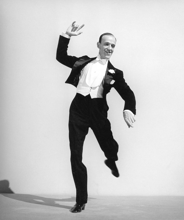 Fred Astaire, Andre de Dienes 1939