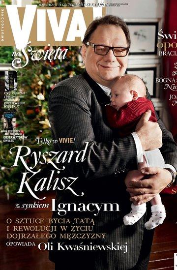 "Ryszard Kalisz, ""VIVA!"" grudzień 2013"