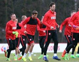 Reprezentacji Polski w piłkę nożną, piłkarze, zgrupowanie przed meczem z Czarnogórą