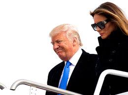 Donald Trump, Melania Trump, kryzys w związku Trumpów, Trumpowie kryzys