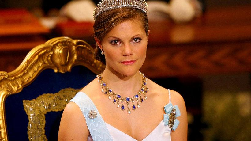 księżniczka Victoria, szwedzka księżniczka, księżniczka Victoria o bulimii