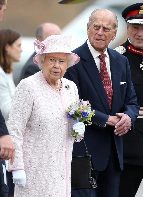 Elżbieta II, książę Filip