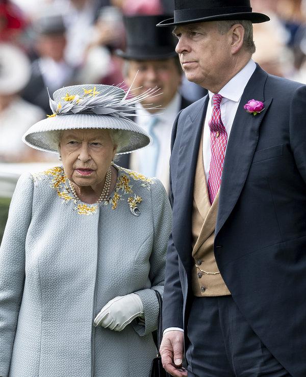 Elżbieta II, książę Andrzej