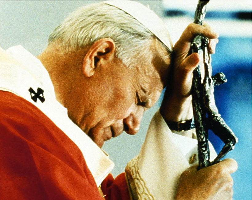 13 rocznica śmierci papieża Jana Pawła II