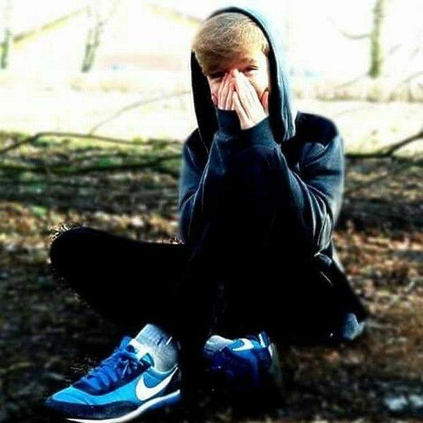 14-letni Dominik Szymański z Bieżunia, który popełnił sambójstwo. Matka o śmierci syna