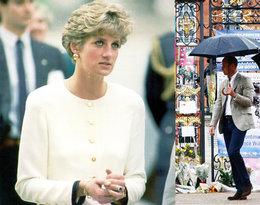 20 rocznica śmierci Diany, książę William i książę Harrry