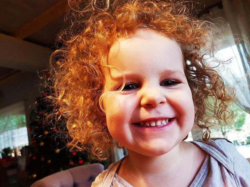3-letnia Amelka z Białegostoku