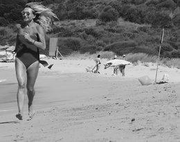 62-letnia Monika Olejnik w bikini zachwyciła internautów